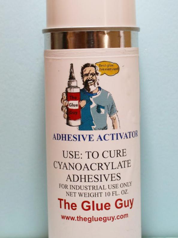 adhesive activator accelerator