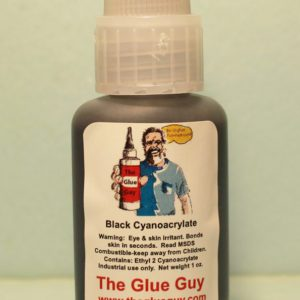black flex glue