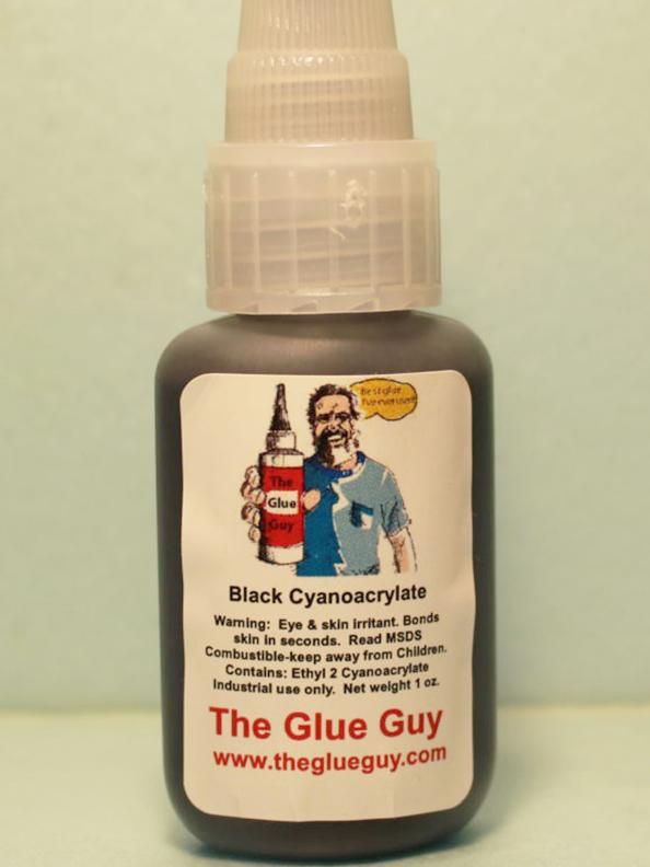 black flex glue